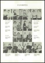 1955 Reliance High School Yearbook Page 36 & 37