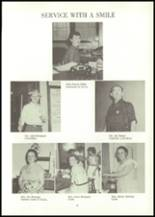 1955 Reliance High School Yearbook Page 40 & 41