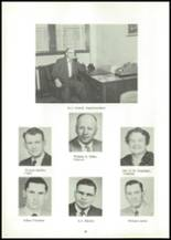 1955 Reliance High School Yearbook Page 42 & 43