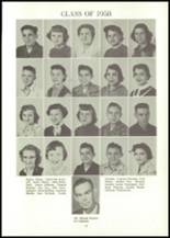 1955 Reliance High School Yearbook Page 44 & 45