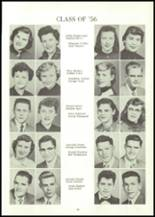 1955 Reliance High School Yearbook Page 46 & 47