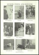 1955 Reliance High School Yearbook Page 56 & 57