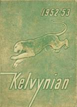 1953 Yearbook Kelvyn Park High School