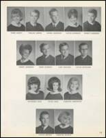 1965 Hawthorne High School Yearbook Page 14 & 15
