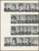 1965 Hawthorne High School Yearbook Page 16 & 17