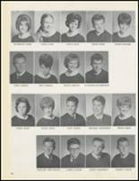 1965 Hawthorne High School Yearbook Page 20 & 21