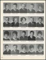 1965 Hawthorne High School Yearbook Page 22 & 23