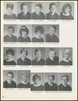 1965 Hawthorne High School Yearbook Page 24 & 25