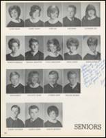 1965 Hawthorne High School Yearbook Page 26 & 27