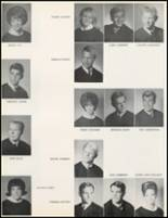 1965 Hawthorne High School Yearbook Page 30 & 31