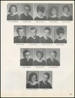 1965 Hawthorne High School Yearbook Page 32 & 33