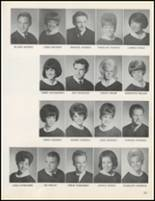 1965 Hawthorne High School Yearbook Page 34 & 35