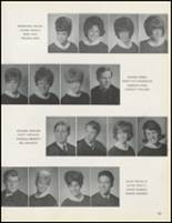 1965 Hawthorne High School Yearbook Page 36 & 37