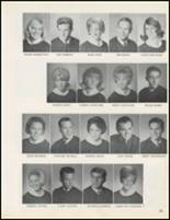 1965 Hawthorne High School Yearbook Page 38 & 39