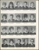 1965 Hawthorne High School Yearbook Page 40 & 41