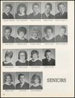 1965 Hawthorne High School Yearbook Page 42 & 43