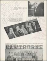 1965 Hawthorne High School Yearbook Page 62 & 63
