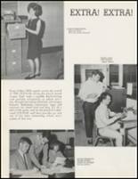1965 Hawthorne High School Yearbook Page 68 & 69