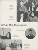 1965 Hawthorne High School Yearbook Page 70 & 71
