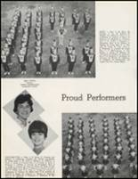 1965 Hawthorne High School Yearbook Page 86 & 87
