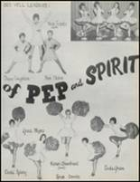 1965 Hawthorne High School Yearbook Page 100 & 101
