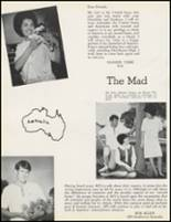 1965 Hawthorne High School Yearbook Page 102 & 103