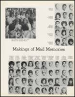 1965 Hawthorne High School Yearbook Page 120 & 121