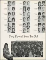 1965 Hawthorne High School Yearbook Page 124 & 125