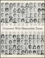 1965 Hawthorne High School Yearbook Page 132 & 133