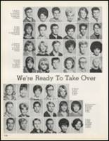 1965 Hawthorne High School Yearbook Page 138 & 139