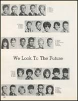 1965 Hawthorne High School Yearbook Page 154 & 155