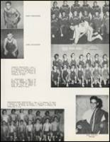 1965 Hawthorne High School Yearbook Page 182 & 183