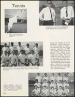 1965 Hawthorne High School Yearbook Page 184 & 185