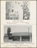 1965 Hawthorne High School Yearbook Page 202 & 203