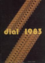 1983 Yearbook University City High School