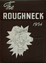 1954 Yearbook White Oak High School