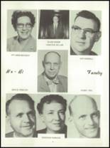 1956 Nehalem High School Yearbook Page 10 & 11