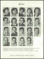 1956 Nehalem High School Yearbook Page 24 & 25