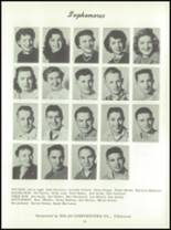 1956 Nehalem High School Yearbook Page 28 & 29