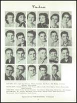 1956 Nehalem High School Yearbook Page 30 & 31