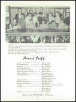 1956 Nehalem High School Yearbook Page 34 & 35