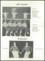 1956 Nehalem High School Yearbook Page 38 & 39