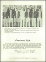 1956 Nehalem High School Yearbook Page 40 & 41