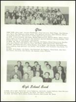 1956 Nehalem High School Yearbook Page 42 & 43