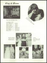 1956 Nehalem High School Yearbook Page 46 & 47
