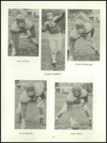 1956 Nehalem High School Yearbook Page 52 & 53