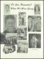 1956 Nehalem High School Yearbook Page 60 & 61