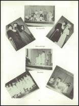 1956 Nehalem High School Yearbook Page 70 & 71