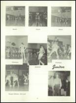 1956 Nehalem High School Yearbook Page 72 & 73
