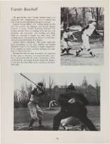 1965 St. Albans High School Yearbook Page 100 & 101